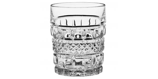 Хрустальные стаканы для виски BRITTANY