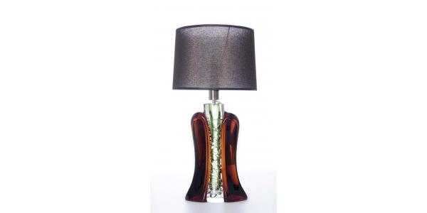 Topaz lady Crystal lamp