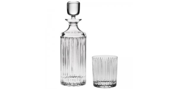 Хрустальный штоф для виски Классика